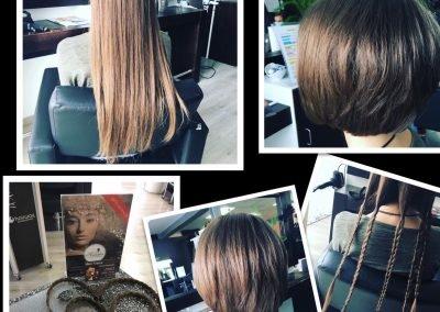 Haarspenden Haarfee